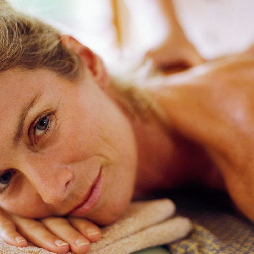 Massage at Midlife